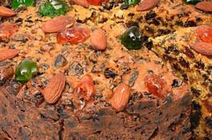 Christmas Cake - Hauptzutat Vegetarian Mincemeat